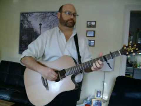 Yellowjacket (cover) - sung by Ray Pasnen | writer: Stephen Fearing