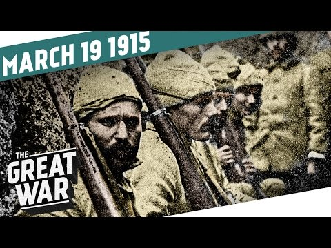 A Slice of The Pie - Splitting Up The Middle East I THE GREAT WAR Week 34