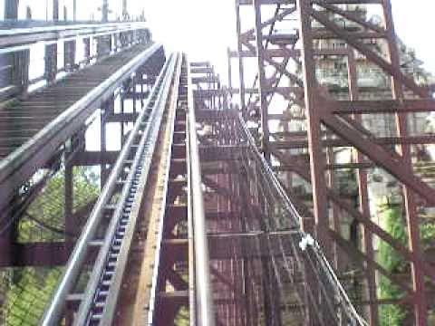 París 2011: Disneyland Parc - Montaña rusa de Indiana Jones y el Templo Maldito