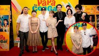 Vào vai cha con trong phim mới,Thái Hồ Kaity Nguyễn hứa hẹn gây sốt nhất màn ảnh Việt