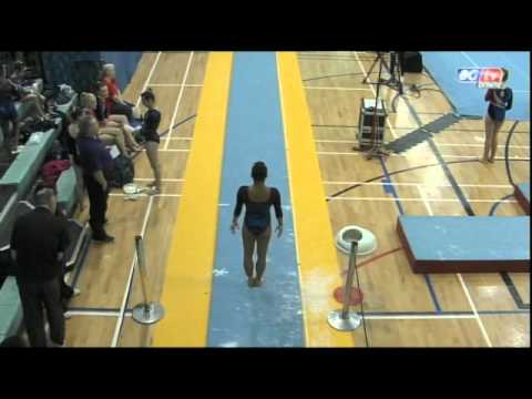 Marissa King- British Team Championships- Vault