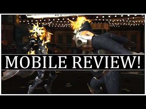 Injustice 2 - Mobile Game Breakdown And REVIEW + Tips And Tricks!
