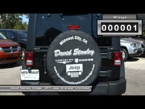 2015 jeep wrangler unlimited david stanley dodge jp26340 youtube. Cars Review. Best American Auto & Cars Review