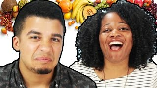 Meat Eaters Try Vegan Snacks