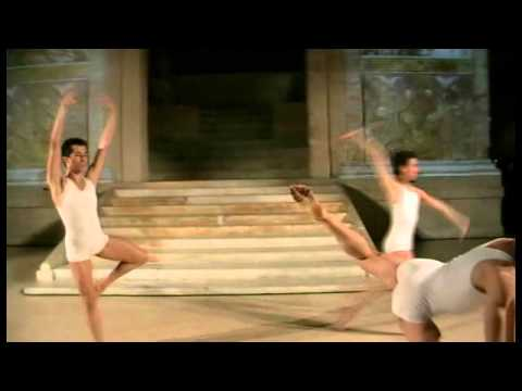Ara Pacis - 'future' Coreografia Di Brunella Vidau.avi video