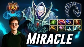 Miracle Invoker 8 slotted | HARD GAME | Dota 2 Pro Gameplay