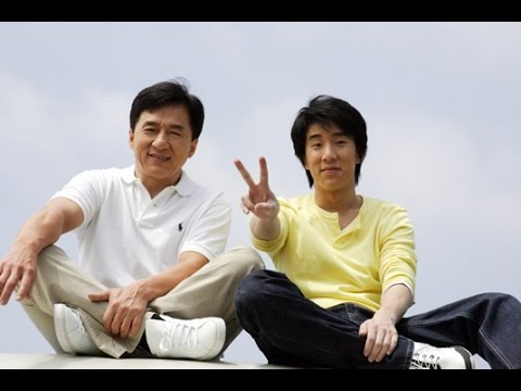 Jackie Chan's Son Arrested