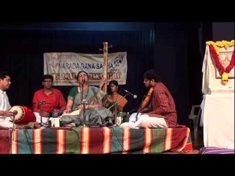 Amrutha Venkatesh - Andal Thiruppavai - Day 7 - Bhairavi video