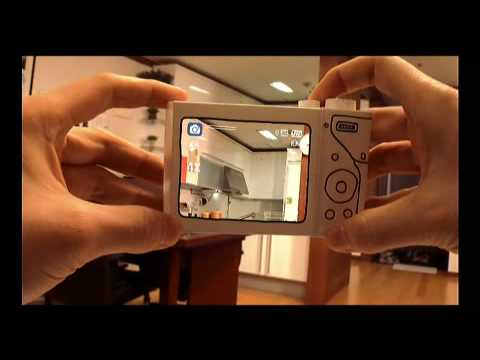Как сделать видеокамеру из бумаги ютуб