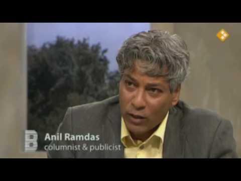 Debat tussen wijlen Anil Ramdas en Mark Rutte