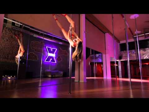 BeSpun and Bendability Fitness present: Fitness Training for Pole Dancers (3 video series)