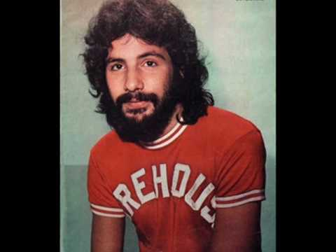 CAT STEVENS - SITTING , SATURNIGHT CONCERT LIVE (1974) + CS MAGAZINE PICS