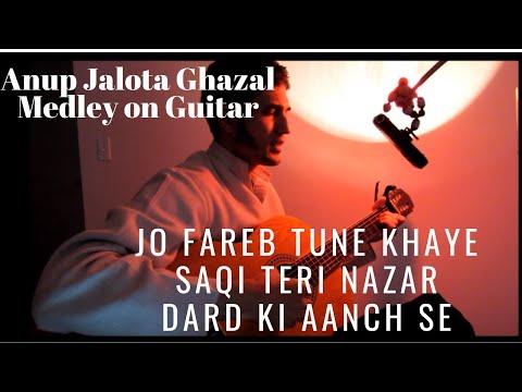 Jo Fareb Maine Khaye & Saqi Teri Nazar - Anup Jalota Ghazal...