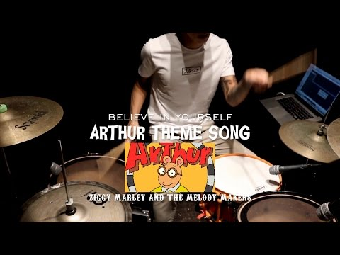 Arthur Theme (Drum Cover | Believe In Yourself)