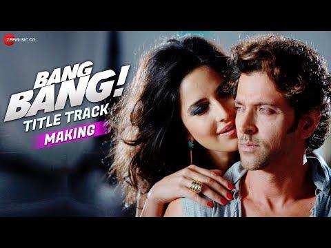 Making Of Bang Bang - Title Track | Bang Bang! | Hrithik & Katrina