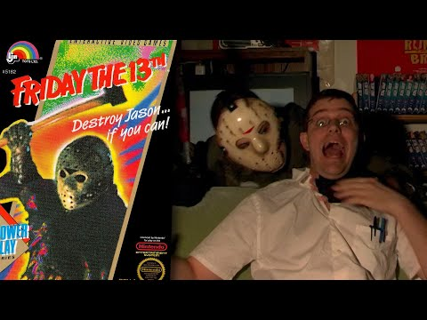 FRIDAY THE 13th - Nes Review - Angry Nintendo Nerd - Cinemassacre.com