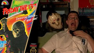 Friday the 13th - NES - Angry Game Nerd - Episode 12