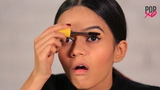 Faces Every Girl Makes While Applying Makeup - POPxo Comedy