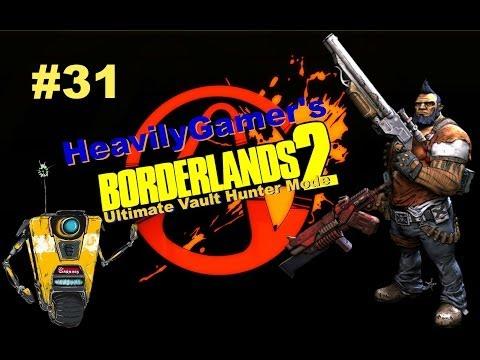 Borderlands 2 Ultimate Vault Hunter Mode Part 31:A Real Boy,Kill Yourself,Grandmother's House
