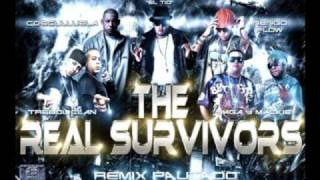 "The Real Survivors - Yomille Omar ""El tio"" Ft,Cosculluela,Ñengo flow,Yaga & Mackie,Trebol clan"