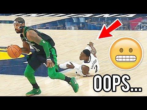 NBA Most Disrespectful Moments (SAVAGE)