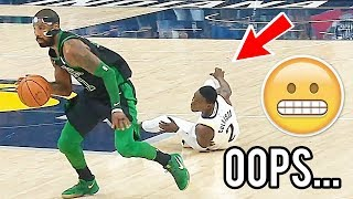 NBA Most Disrespectful Moments (SAVAGE)