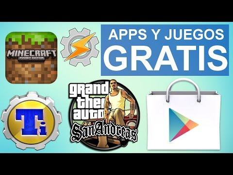Como instalar aplicaciones y juegos de pago GRATIS en Android