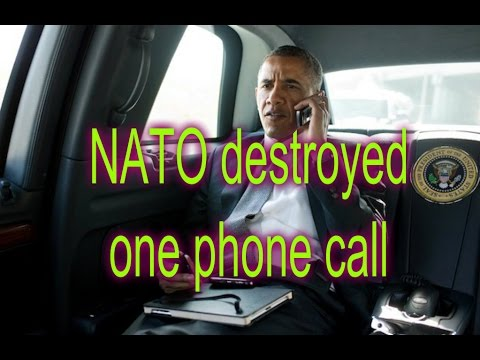 (English subtitles) Putin could destroy NATO one phone call 10 02 2015 Russian news 1