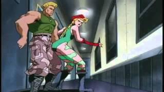 America Fuck Yeah - Street Fighter Cartoon