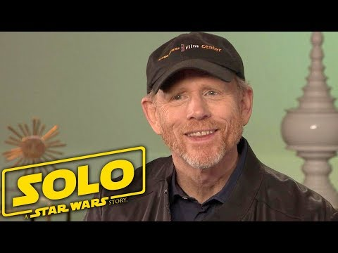 'Solo: A Star Wars Story': Director Ron Howard (Full Interview)