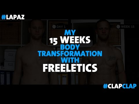 MY TRANSFORMATION WITH FREELETICS