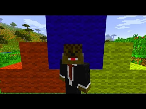 Minecraft Capture The Wool BOW WAR