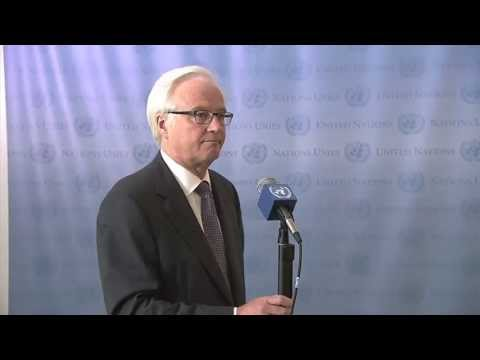 MaximsNewsNetwork: U.S., RUSSIA TRY for GENEVA II MEETINGS on SYRIA (U.N. SECURITY COUNCIL)