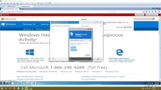 Tech Support Scammer Knows It's a Virtual Machine 2