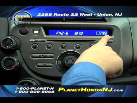2010 Honda Fit Available at Planet Honda in Union, NJ!!