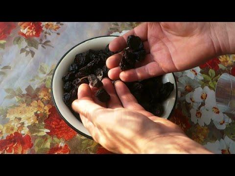 Как Сделать Чернослив и Сок на Дому