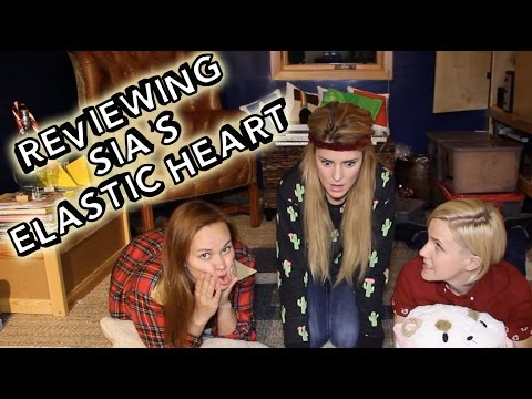 REVIEWING SIA'S ELASTIC HEART // Grace Helbig