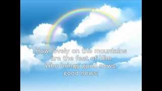 Our God Reigns  Hope Rainbow