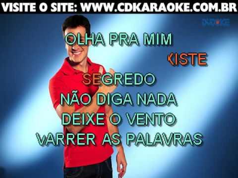 Rodrigo Faro   Não Diga Nada