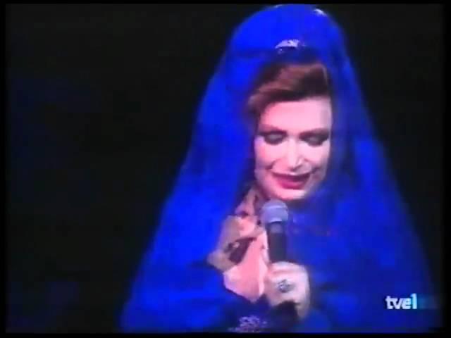 Rocío Jurado - La Saeta al Cristo de Los Gitanos.