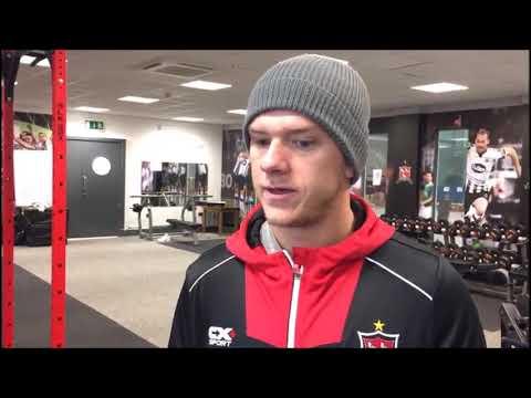 📹 DFCTV | Seán Murray: Pre-match Interview (Derry City)