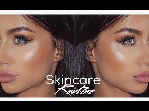 SKINCARE ROUTINE   How I got clear skin