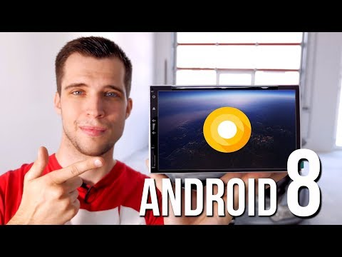 BEST 2DIN Android 8 Car Stereo 2018 ! Installation + Review !