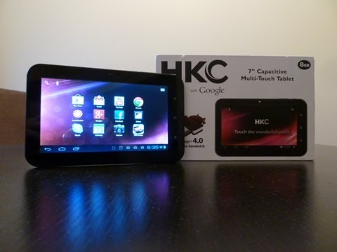 HKC tablet review