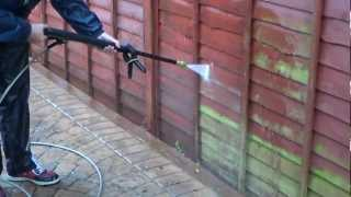 Pressure Washer - Pressure Washer Cleaning