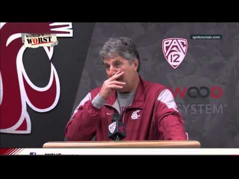 Mike Leach Is Worst (Lizard) Person In Sports World