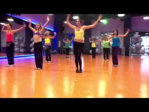 Zumba My Club Team - Indian Music video