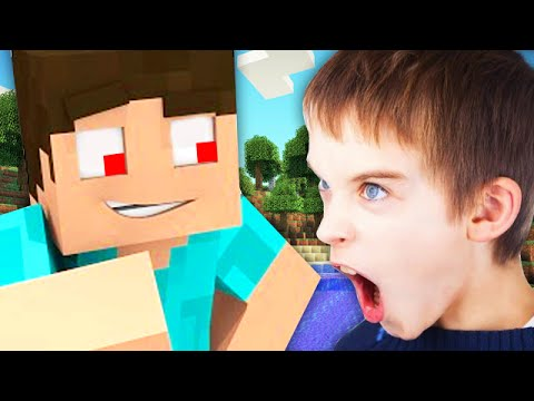 CRAZY 10 YEAR OLD LOSES HIS MIND ON MINECRAFT Minecraft Trolling