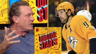 Will the Nashville Predators be able to turn it around? | Our Line Starts | NBC Sports