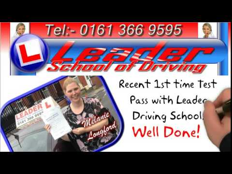 Manchester Driving Lessons Tameside. Driving School test Pass